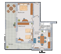 plan for apartment 1